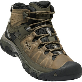 Keen Targhee III Mid WP Shoes Herre Bungee Cord/Black